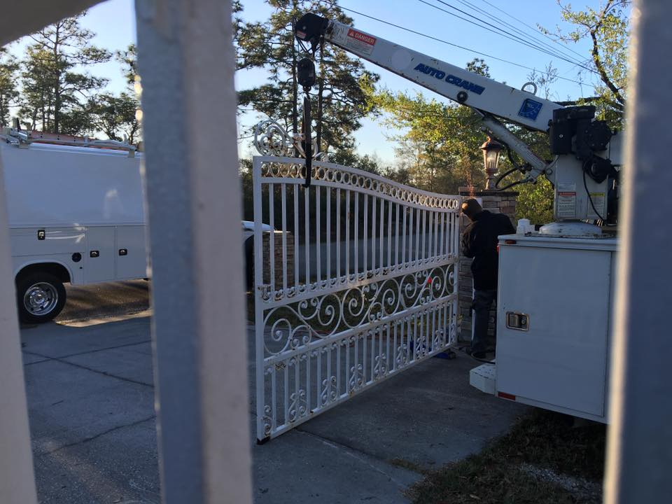 gate repair tampa