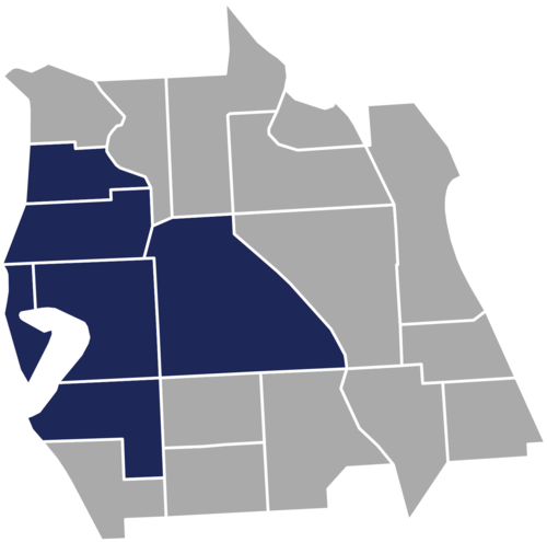 tampa bay counties