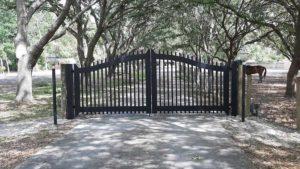 custom gate design