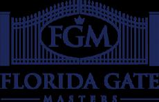 Florida Gate Masters horz logo