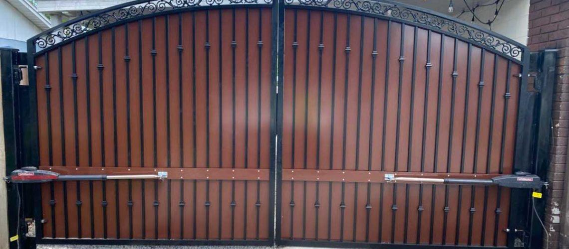 custom gate installation in oldsmar tampa fl